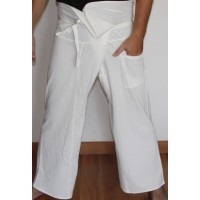 Extra-Thick Cotton Thai Pants
