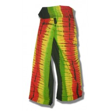 Tribal Tie-Dye Thai Pants